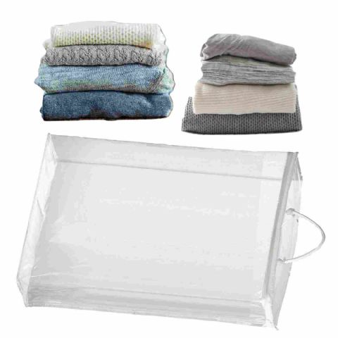 Optic Moth Proof Woollen Jumper Sweater Storage Bag